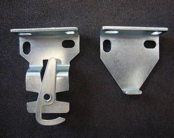 1 Pair Rollease R3 / R8 Roller Shade Installation Brackets (#rb360)