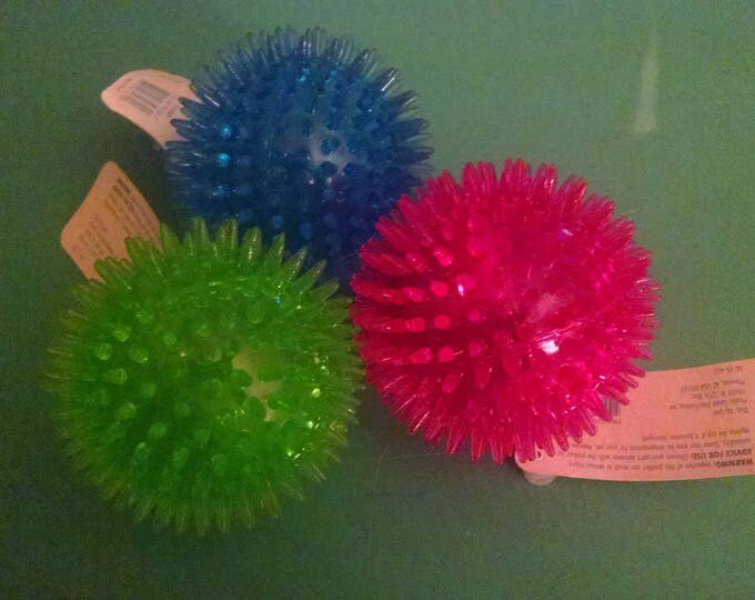 3 inch Spiky Thermoplastic Ball