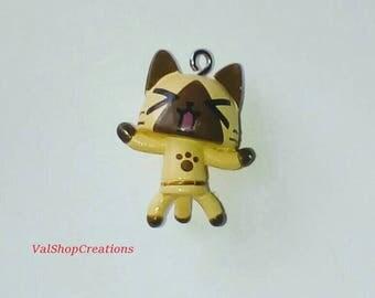Kawaii Cat 1 X happy