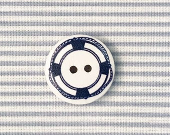 """Rescue Ring"" button"