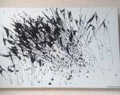 Abstract Canvas Wall Art ...