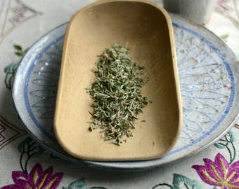Wild Mint, Dried culinary and tea herb, gourmet herbal tea, Tea from Mountain Taygetos, Organic Mint for herbal tea, Sparta Greece,  20gr