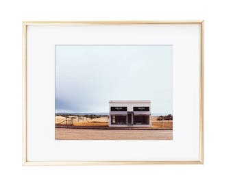 Prada Marfa / Texas / Photo Print