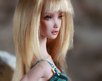 Colorful silk lingerie for fashion dolls and BJDs
