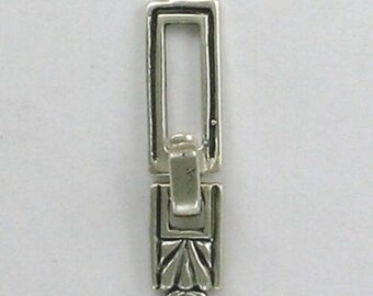 Sterling Silver Bracelet Clasp