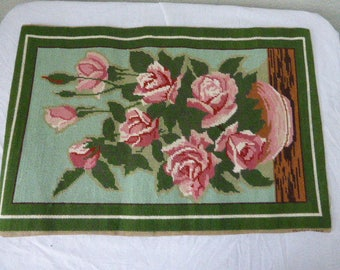 CANVAS the roses, vintage 1960/1970,