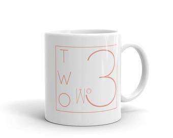 Two Wing Three (2w3) The Socializer Enneagram Mug