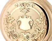 Waltham 14K Yellow Gold Pocket Watch PS Bartlett