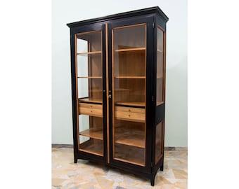 Black Shaped Bookcase