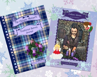 Advent Package Special! The Catholic Mother's Traditional Advent Journal & Celine's Advent