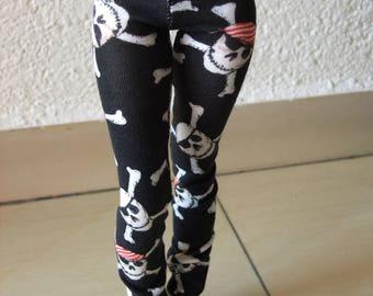 Cotton Lycra Leggings -Fantasy - MSD