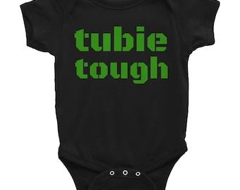 tubie tough Infant Bodysuit