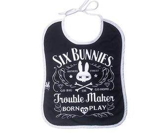 Trouble Maker bib