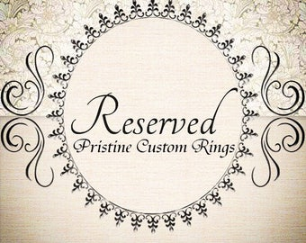 RESERVED For acevedoyair1 Morganite  Ring 6.40ct Cushion Cut Morganite/Moissanites Rose Gold Nature Bloomed Love Ring Pristine Custom Rings