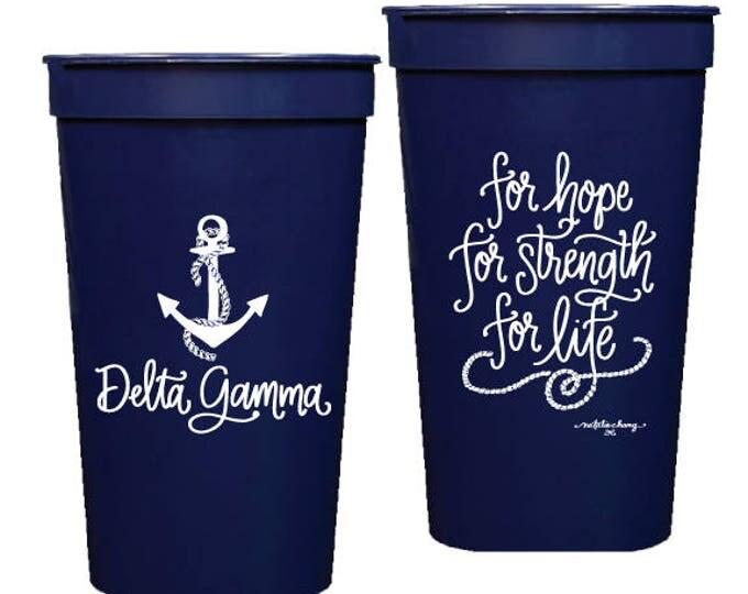 Delta Gamma  Stadium Cup
