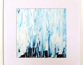 Minimal art 176 C oil painting abstract original