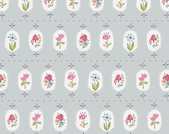 Dollhouse - Prairie Dot Fresh - Amy Sinibaldi - Art Gallery Fabrics (DHS-1087)