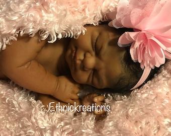 ON HOLD for Summer***** Reborn baby girl Arrianna Nicole