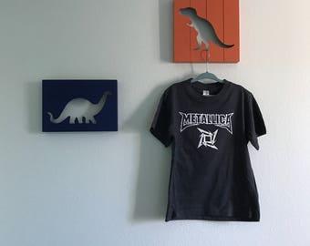 Metallica child kid T shirt