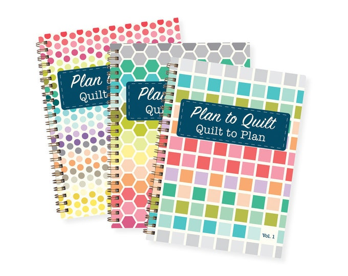 Plan to Quilt, Quilt to Plan - Quilt Planner and Design Book