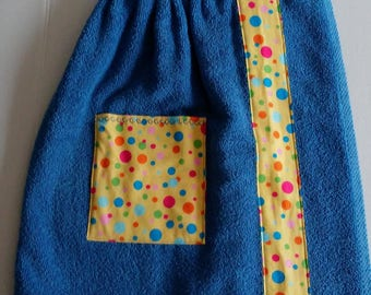 Little Girls Pool/Beach/Shower Towel Wrap REDUCED!