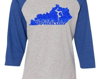 Kentucky WILDCATS Gymnast Tee