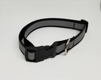 Reflective Dog Collar Large