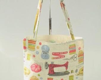 Sewing Room Tote Bag.