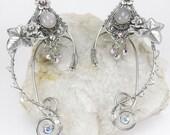 Elven Ear Cuffs - Pointed Elf Ears - Fairy Ear Cuffs - Fairy Ears - Wire Ear Cuffs - Wire Elven Ear Cuffs - Fairy Ear Cuffs - Ear Cuffs
