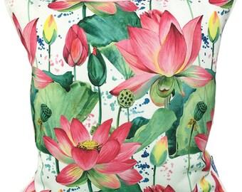 Cotton Cushion Cover - Chosen N04