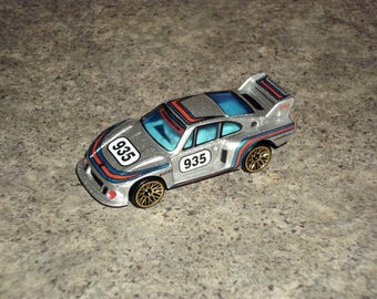 Vintage Hot Wheels Porsche 935 FAO Schwarz Exclusive