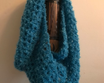 Handmade Crochet Snood/Cowl