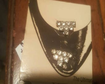Big Sale Vintage The Ultimate Shoe Clips - Women Rhinestone Bridal Shoe Clips