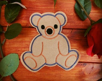 Kaylee Teddy Bear Patch ONLY