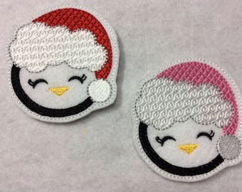 Penquin Felties   Always Precut  Two Color  to Choose