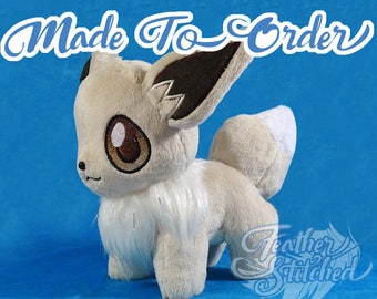 MADE TO ORDER Fanart Chibi Eevee Plush
