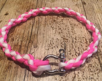 Made To Measure Paracord Dog Collars Uk