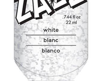 Glitter glue / glue Zazz white Glitter