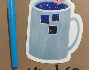 A cup of love Postcards