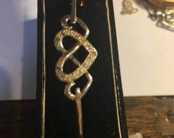 Solid sterling Silver bracelet bangle