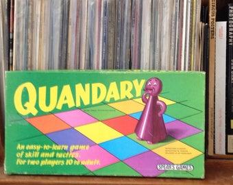 Quandary - Spear Games