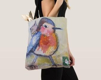Original Art Tote Bag