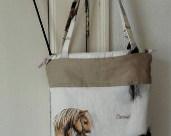 Projecttas-Paardentas-Project bag-Tote bag