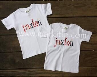 Nautical Name Shirt