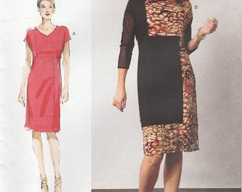 Vogue v1336 OSZ Today's Fit By Sandra Betzina Sewing Patterns