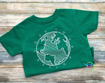 Earth Day shirt, kids Earth day, Earth day tee, Mother Nature shirt, Mother Nature tee, Mother Nature, Earth, Earth day, Teacher Earth day