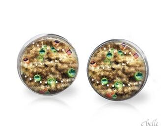 Earrings Christmastree Christmas-8