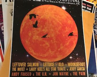 Hillberry 2:  Harvest Moon Festival poster 11x17