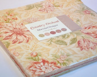 County Orchard Layer Cake by Blackbird Designs of Moda Fabrics quilt cotton