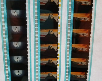 Kung Fu Panda Movie Trailer Film Bookmarks (6 count)
